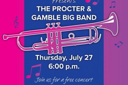 Free P&G Big Band Concert