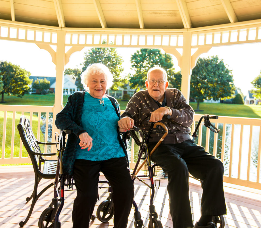 Christian Village Communities has won many awards for its exceptional care and service.