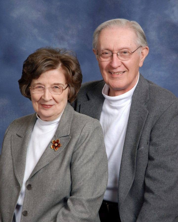 The Christian Village at Mason is building the Stone Worship Center and Auditorium honoring Sam and Gwen Stone
