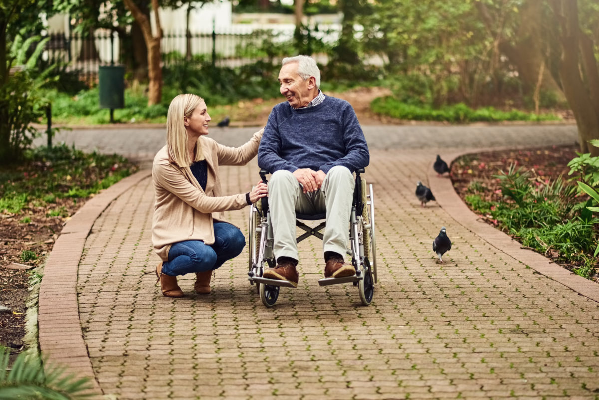 Take a tour of our retirement community